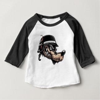 Lobo dos desenhos animados t-shirt