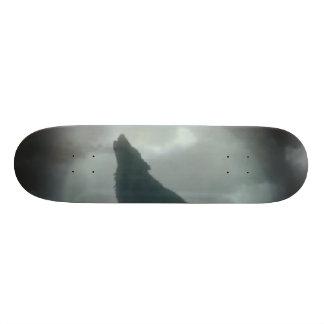 Lobo - personalizado shape de skate 21,6cm
