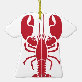 Lobster.pdf Ornamento De Cerâmica Camiseta