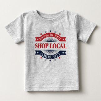 Local da loja t-shirt