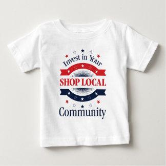Local da loja camiseta