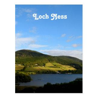 Loch Ness em Scotland Cartão Postal