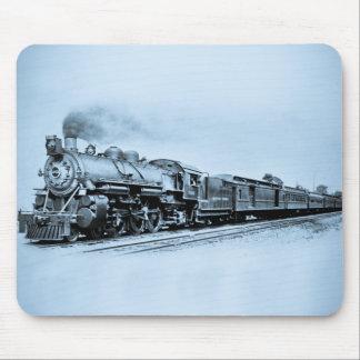 Locomotiva de B&O no serviço Mouse Pad