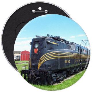 Locomotiva GG-1 #4800 da estrada de ferro de Bóton Redondo 15.24cm