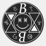 Logo Bromance Smiley