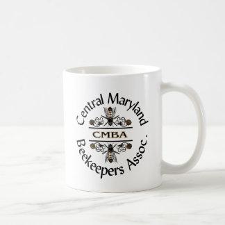 Logotipo central dos apicultor de Maryland Caneca De Café