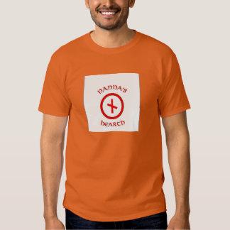 Logotipo da lareira de Nanna & camisa de Havamal Camiseta