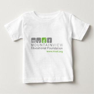 Logotipo de MVEF em sua escolha da camisa