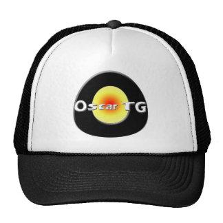 Logotipo de Oscar TG Boné