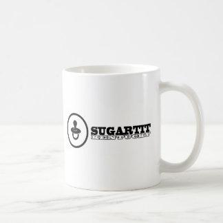 Logotipo de Sugartit horizontal Caneca De Café