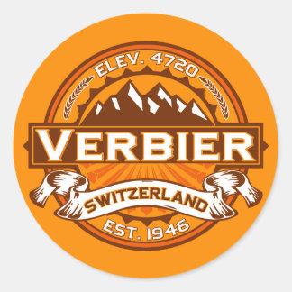 Logotipo de Verbier Adesivo
