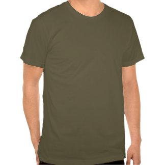 Logotipo de vidro da foto da hora oficial camisetas