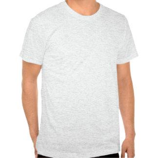 Logotipo de vidro da foto da hora oficial camiseta
