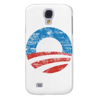 Logotipo desvanecido de Obama Capas Samsung Galaxy S4