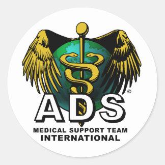 Logotipo do ADS Adesivo