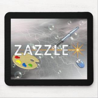 Logotipo do espaço de Zazzle Mouse Pad