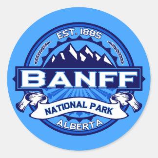 Logotipo do parque nacional de Banff Adesivo