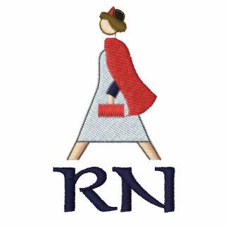 Logotipo do RN da enfermeira diplomada