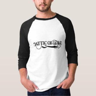 logotipo do sótão t-shirts