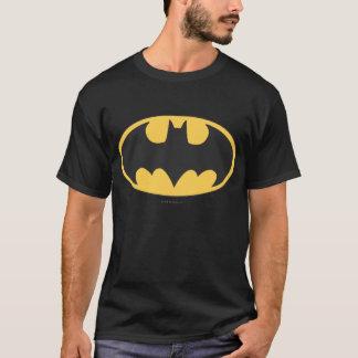 Logotipo oval do símbolo | de Batman T-shirts
