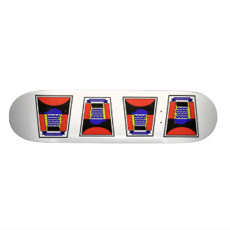 Logotipo Padang, Indonésia Skateboard