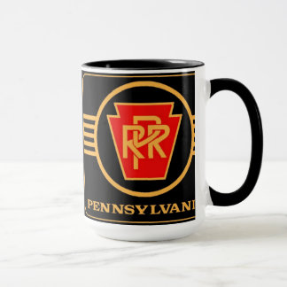 Logotipo, preto & ouro da estrada de ferro de