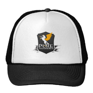 Logotipo puro da guilda de Awesomeness Boné