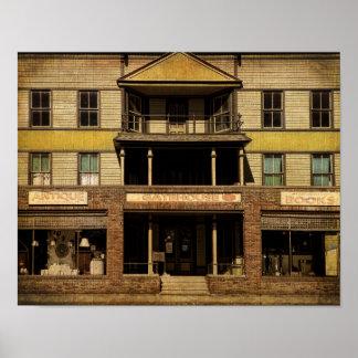 Loja antiga do Poster-Gatehouse