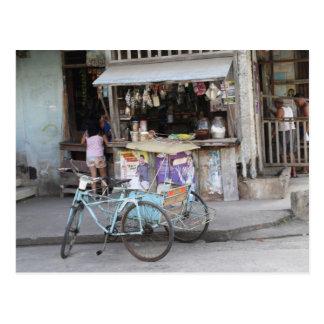 loja do Sari-sari Cartão Postal
