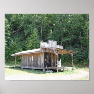 Loja geral velha de Tennessee Pôster