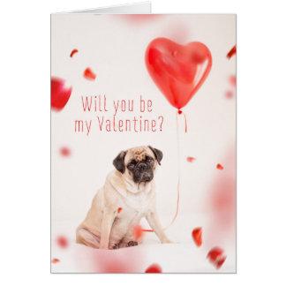 Lola em Love Cartão Comemorativo