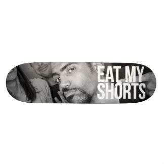 "Londale ""come meus Shorts!"" skate do slogan"