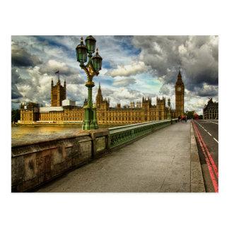 Londres Cartão Postal