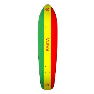 longboard shape de skate 19,7cm