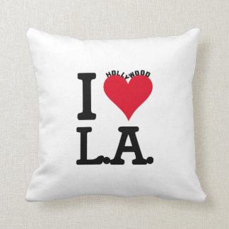 Los Angeles LOVE Hollywood Edition Almofada