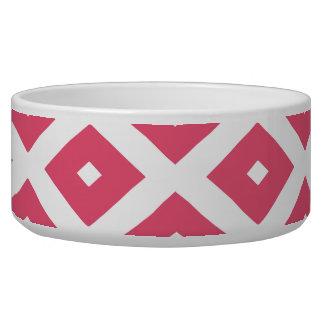 Losango Pink Tigela