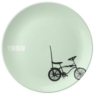 "Louça De Jantar Bicicleta 1969 do interruptor inversor 2 10,75"""