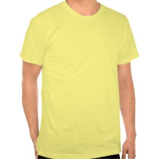 Lourd de Hippopotame - jaune Camiseta