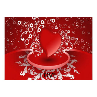 LOVE CONVITE PERSONALIZADOS