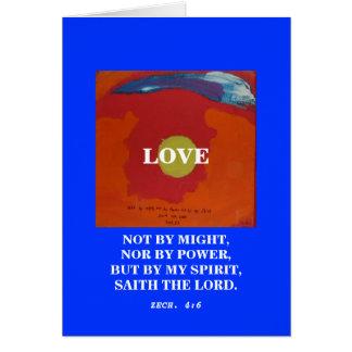 LOVE/JESUS TOCOU N CARTAO