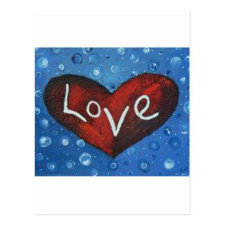 Love.JPG eterno Cartão Postal