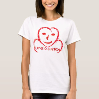 LOVE-O-LUTION TSHIRT