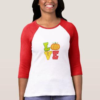 Love Pumkin Tshirts