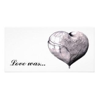 Love que… cartoes com foto