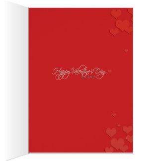 Love Story favorito Cartão Comemorativo
