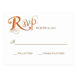 Love Story que Wedding o cartão da resposta Cartão Postal
