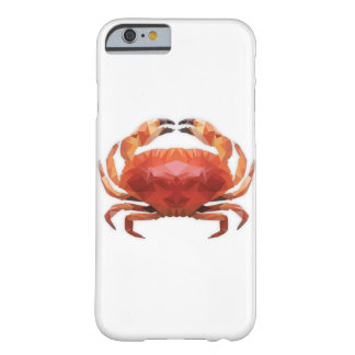 Low Poly Crab iphone6 Case Capa Barely There Para iPhone 6