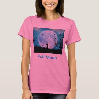 Lua cheia 2 tshirt