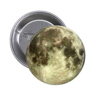 Lua cheia bóton redondo 5.08cm