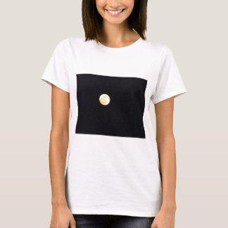 Lua cheia camisetas